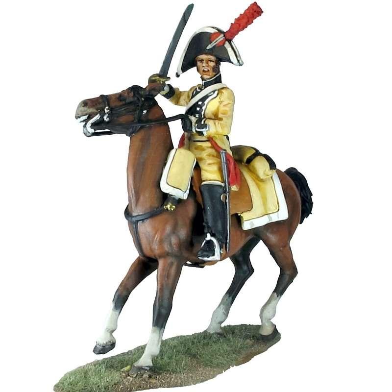 Numancia dragoons trooper 1808