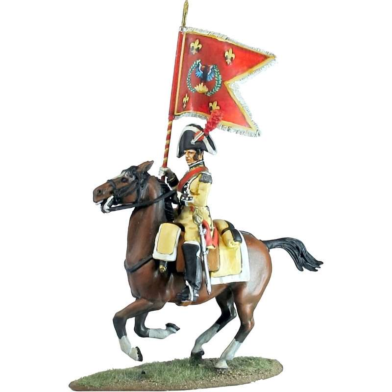 Numancia dragoons guidon 1808