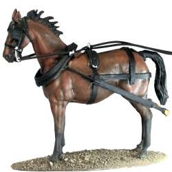 Stagecoach horse 3