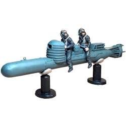 Torpedo humano SLC Maiale