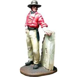 W 023 Colonel Bowie toy soldier