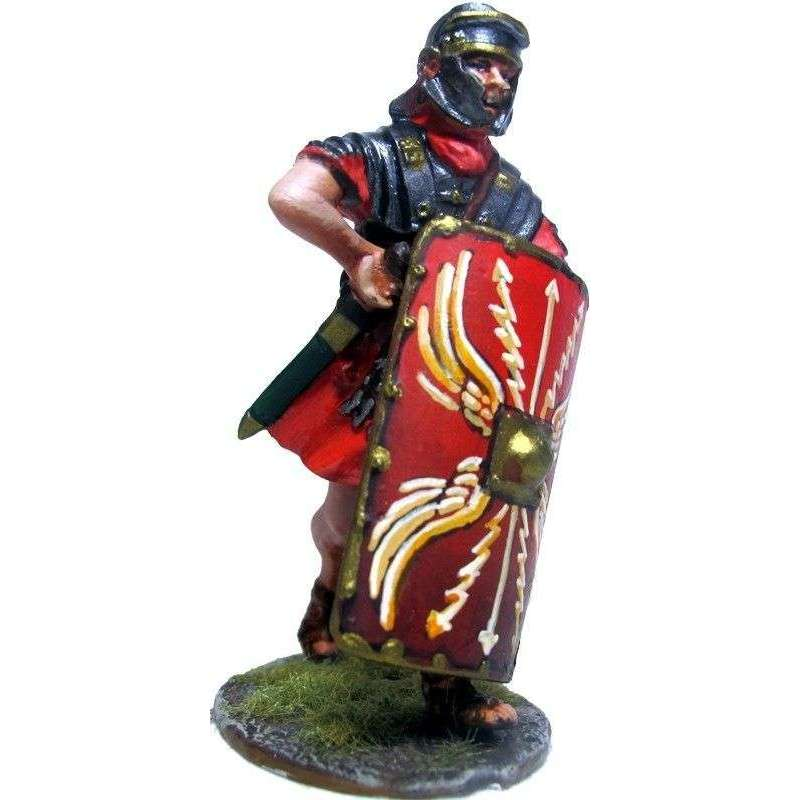PR 010 Roman legionary charging