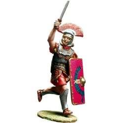 Roman centurion charging