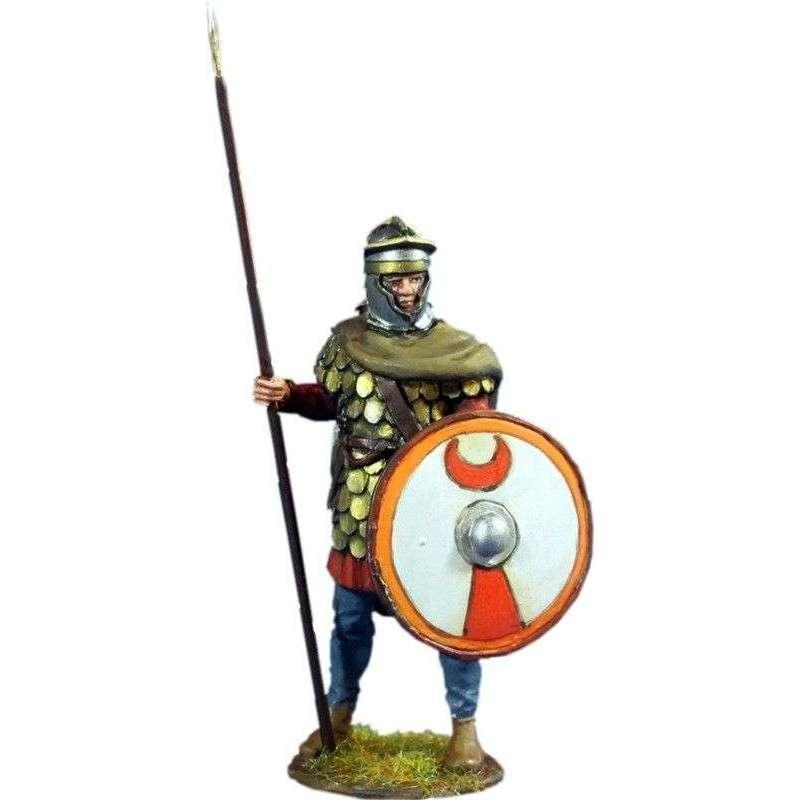 PR 016 Infante pesado romano