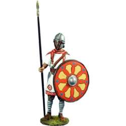 PR 017 toy soldier infantry 5th century