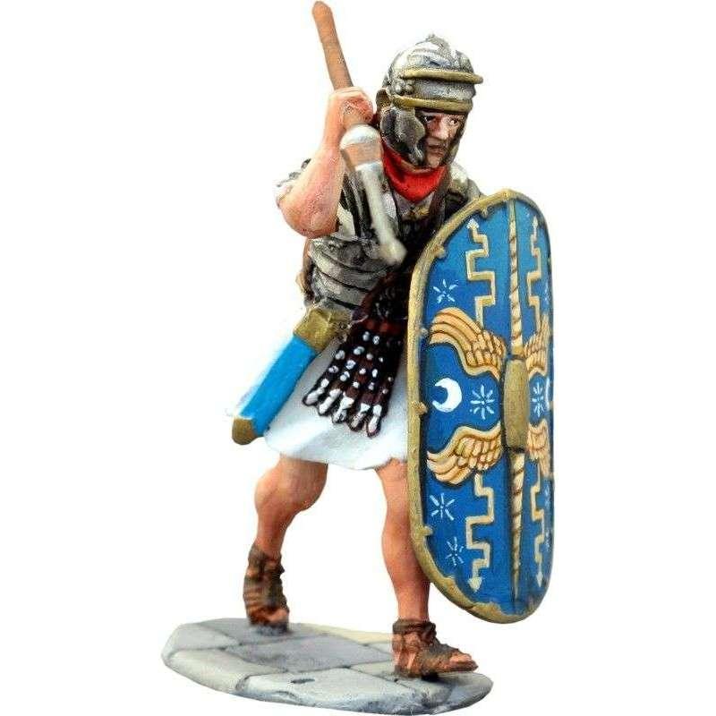 PR 024 Guarda pretoriano Vitelio con pilum