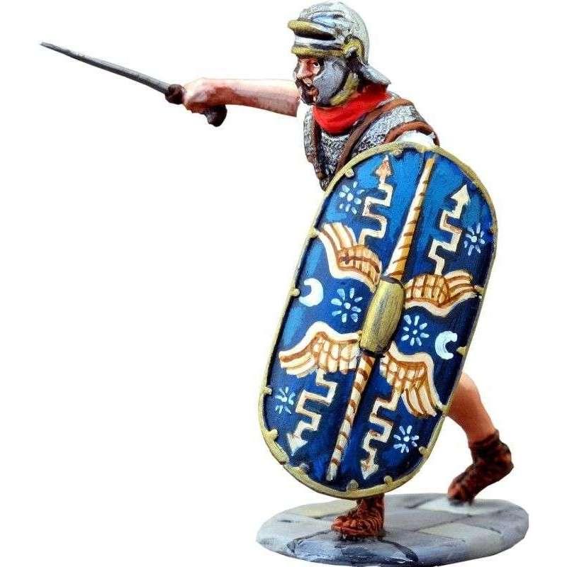 PR 026 Guardia pretoriano Vitelio con gladius