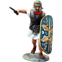 Guardia pretoriano Vitelio cota malla