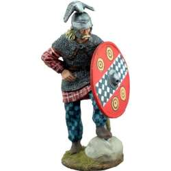PR 032 toy soldier gallic chieftain
