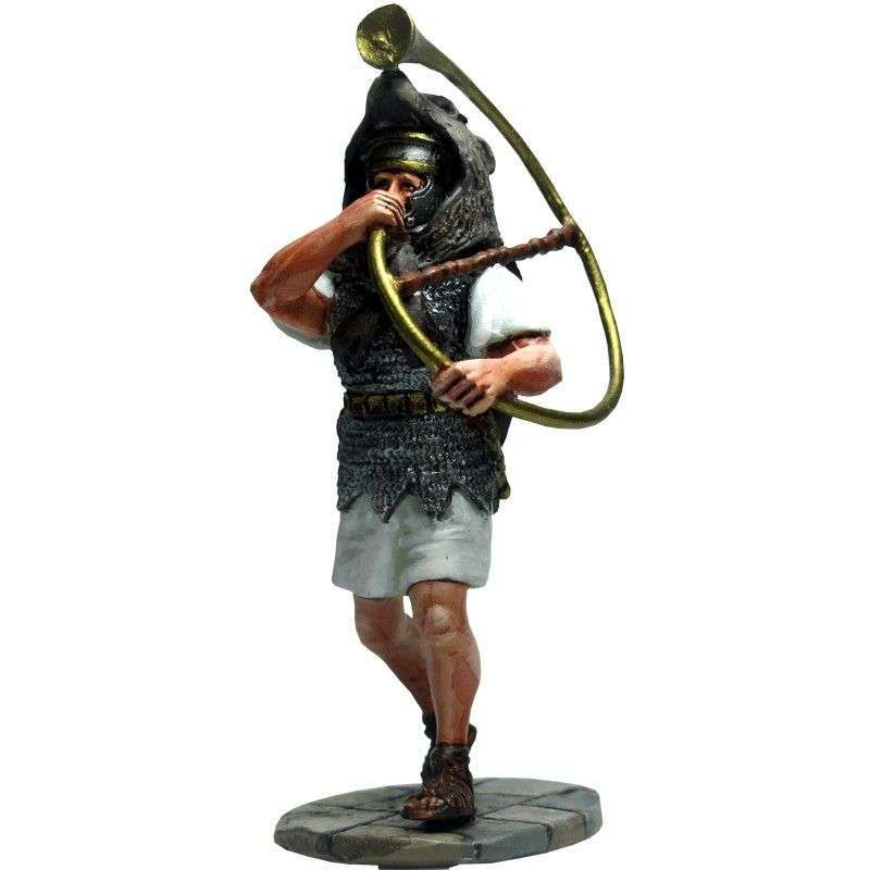 Praetorian cornicen