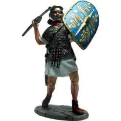 Pretoriano lanzando pilum