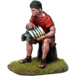 PR 043 toy soldier legionario armadura