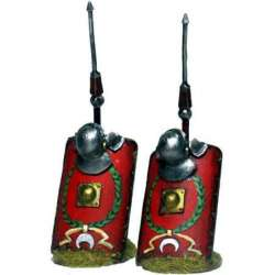 PR 046 toy soldier shields