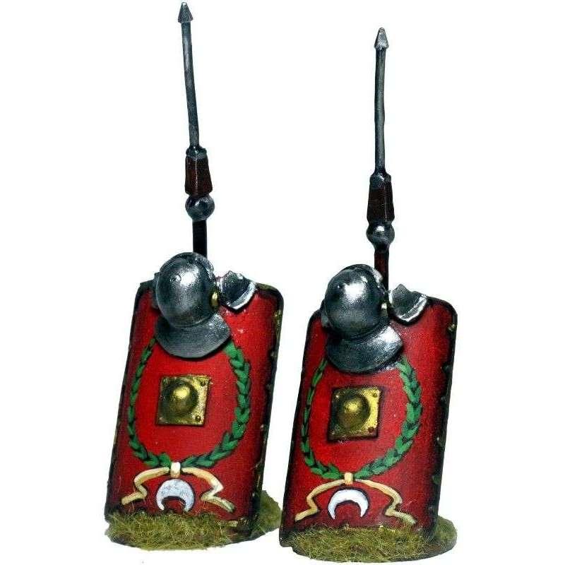 PR 046 Escudos romanos