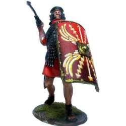 Legio IV macedonica throwing pilum