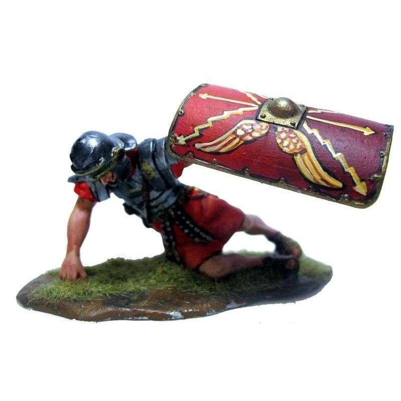Legionario IV macedonica herido