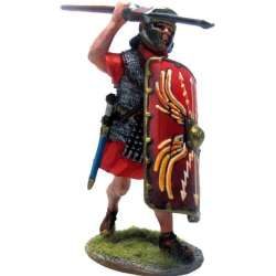 PR 050 toy soldier legionary IV Macedonian advancing