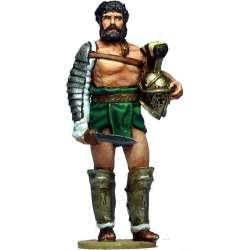 PR 052 Gladiador mirmillón antes del combate