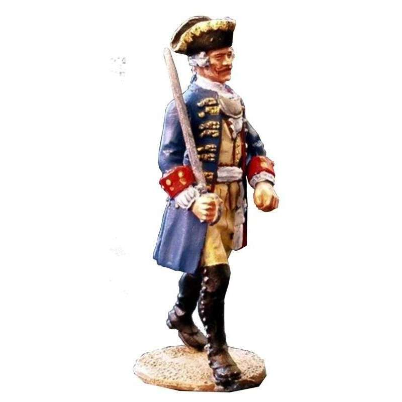 SYW 001 Prussian infantry officer