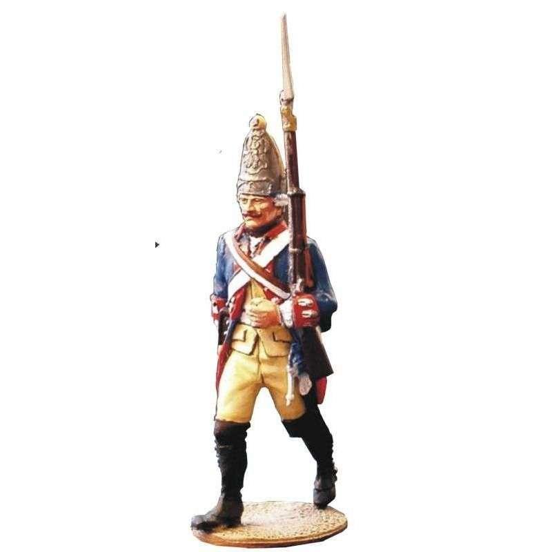 Granadero prusiano regimiento 15