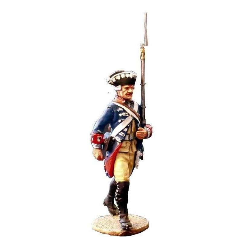 SYW 003 Fusilero infantería prusiana regimiento nº 15