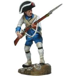 SYW 011 toy soldier fijo louisiana regiment