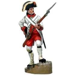 SYW 013 toy soldier fusilero regimiento Navarra recargando