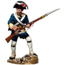 SYW 016 toy soldier cataluña second volunteers batallion private