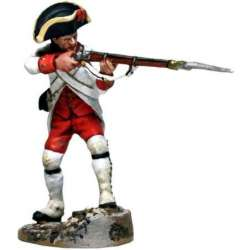 SYW 017 toy soldier navarra regiment fussilier firing 2