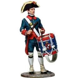 SYW 019 toy soldier Royal artillery corps drummer
