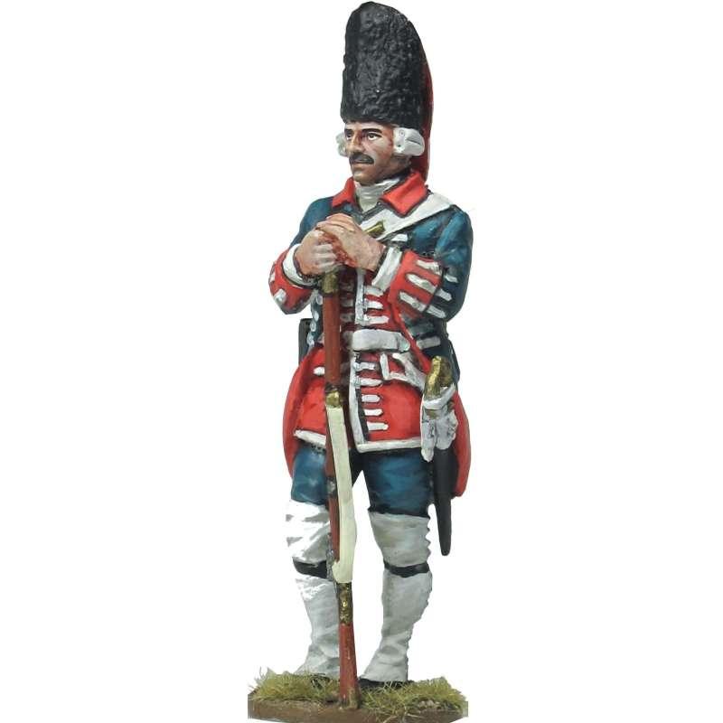 Royal artillery corps drummer
