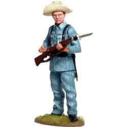 CUBA 012 toy soldier 1898 prevengan