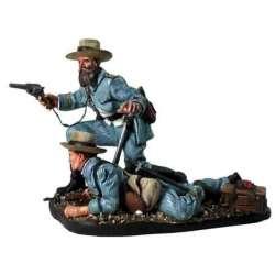 CUBA 015 toy soldier capitán Alfredo Vara de Rey