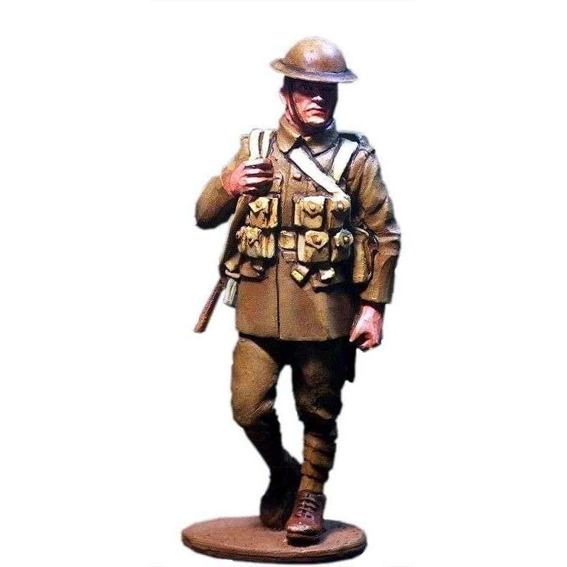 Soldado infantería británico 1