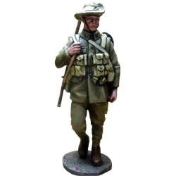 GW 010 toy soldier 27th batallion australian division private 1