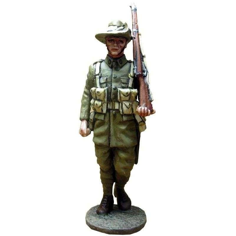 GW 013 Soldado 4 27º Batallón división australiana Europa 1918