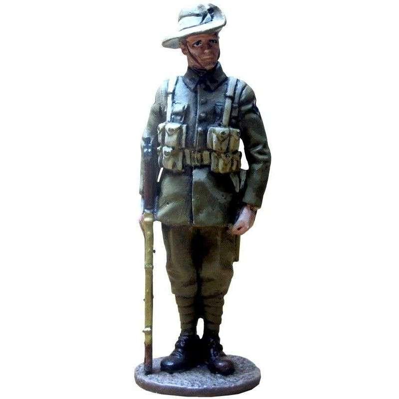 GW 014 Soldado 5 27º Batallón división australiana Europa 1918
