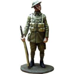 GW 015 toy soldier north staffordshire regiment private 1