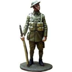 Soldado regimiento North Staffordshire 1