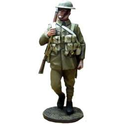 GW 017 toy soldier soldado regimiento north staffordshire 3