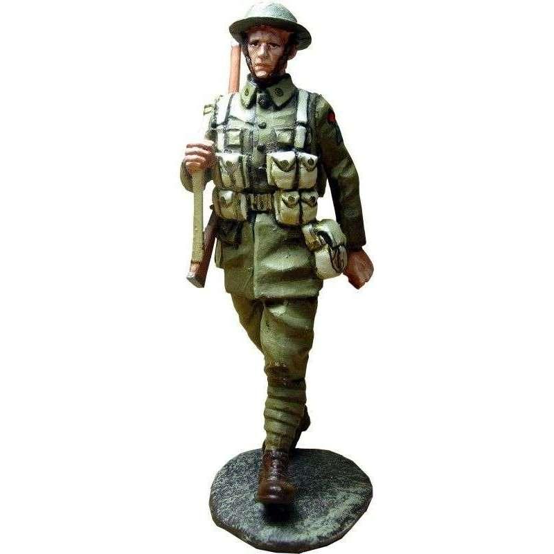 GW 018 Soldado 4 regimiento North Staffordshire 1918