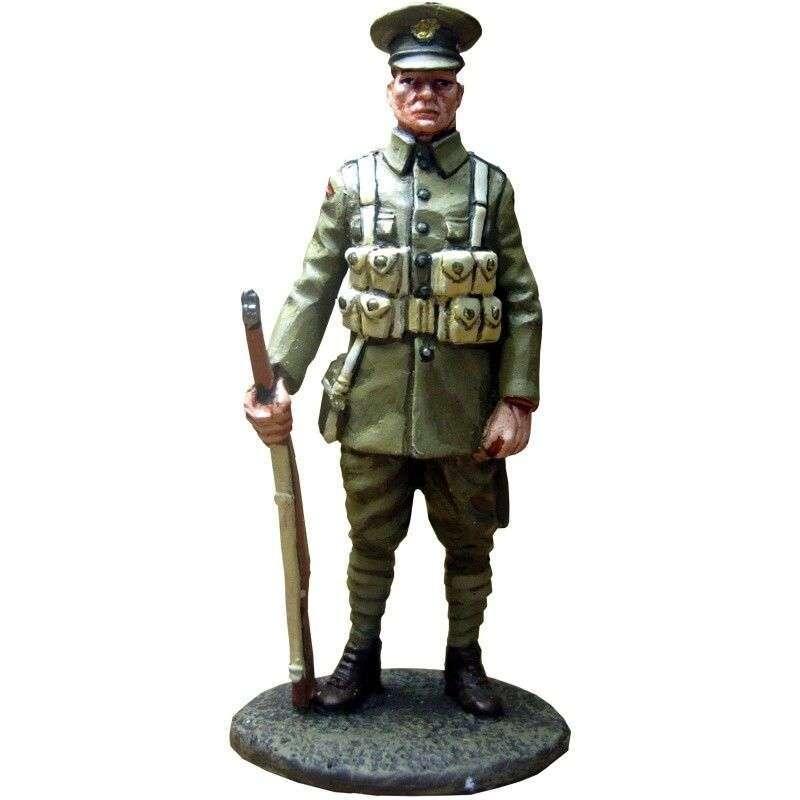 Soldado 1 Second Scots Guards
