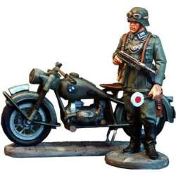 BMW R75 & german motorider