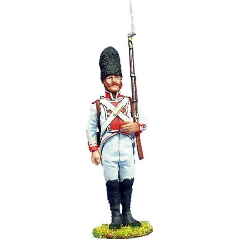 Guadalajara regiment 1808 grenadier