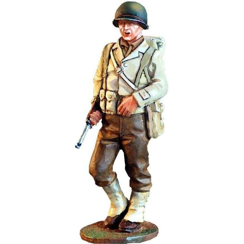 WW 008 Soldado infantería USA 1944