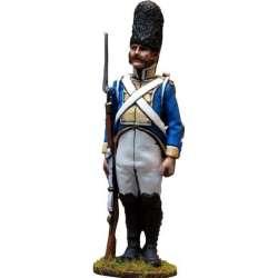 Granadero Regimiento español Irlanda