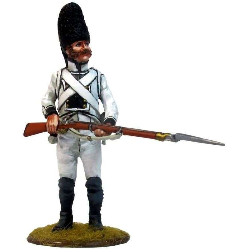 Africa regiment 1808 Bailén grenadier 1