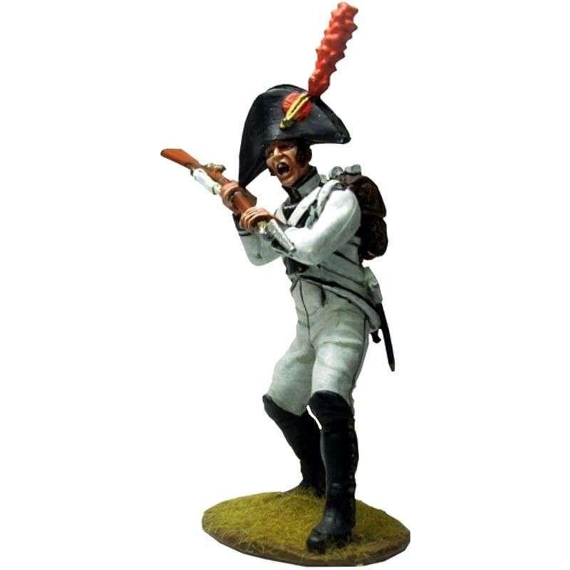 Africa regiment 1808 Bailén private close combat