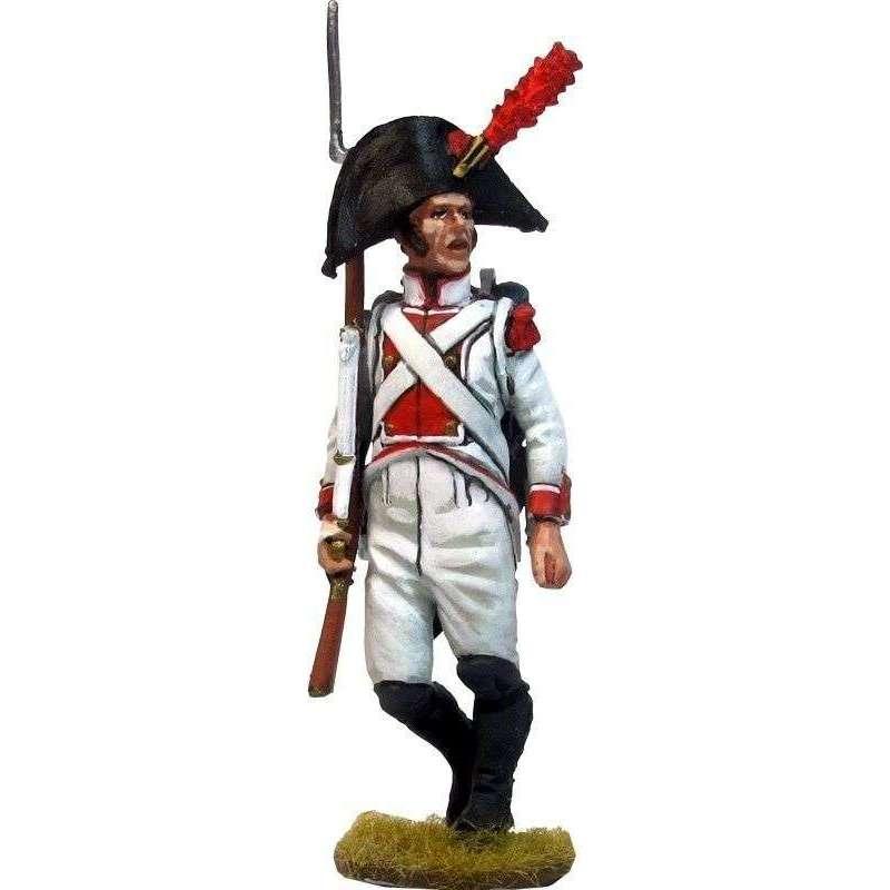 NP 535 Sargento Regimiento Mallorca Moclín 1808