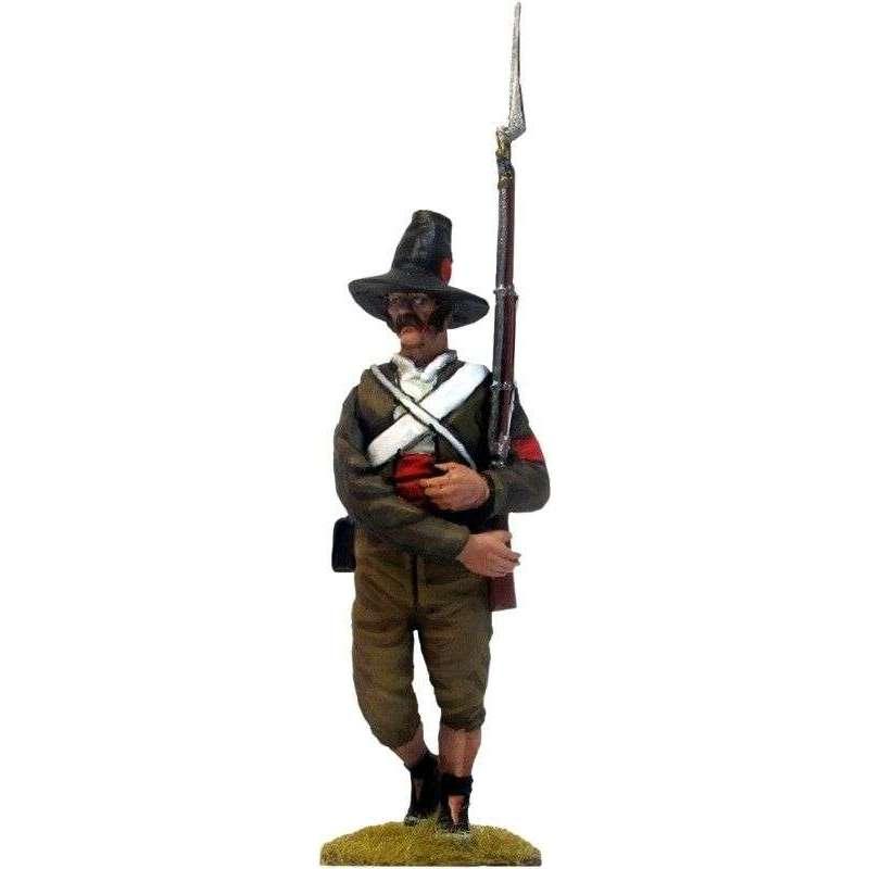 Leon 3rd volunteer Bn. Moclín 1808